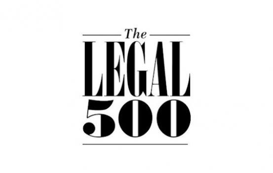 Cresta is being acknowledged by Legal 500 as the sports boutique law firm in Belgium