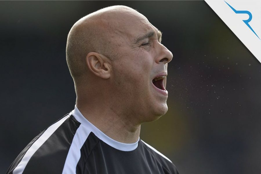 Cresta assisted on the signing of Bartolomé Marquéz as head coach of STVV