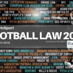 Sébastien Ledure speaking about first contracts of young players at the 2019 LawInSport Football Law Conference