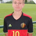 Assisted Belgian Red Devils U18 Stan Van Dessel