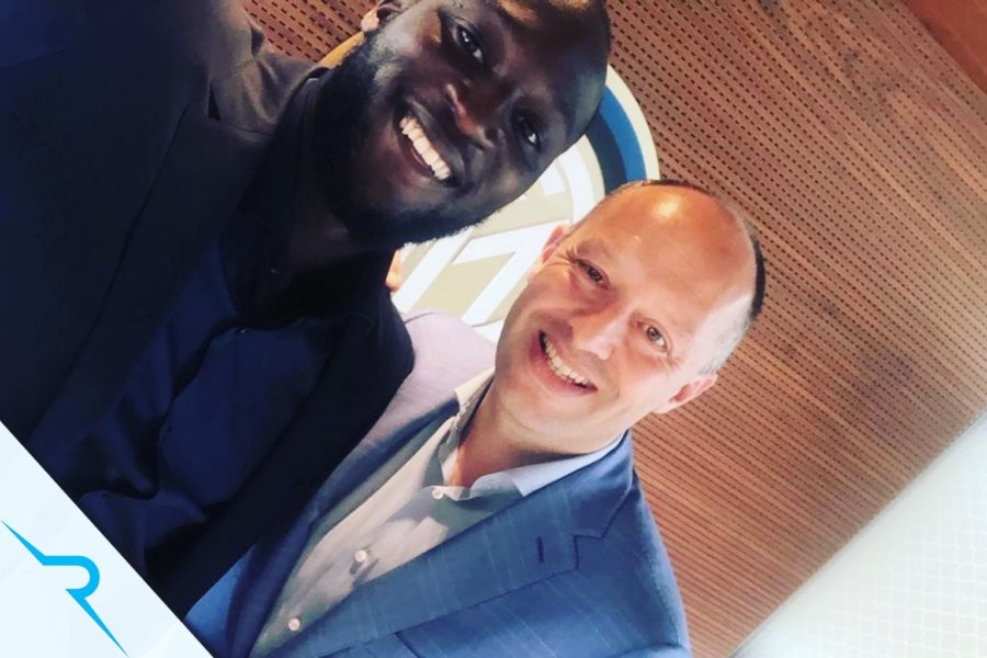 CRESTA assisted Romelu Lukaku in his transfer to Inter Milan