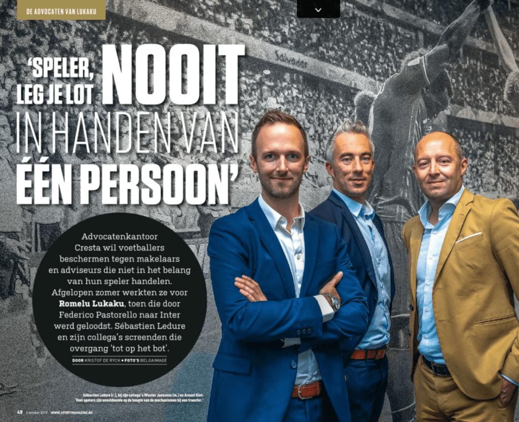 Sport Voetbal Magazine (2019-10-02) (square)