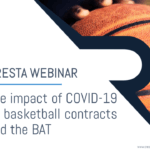 REPLAY – Webinar on the impact of COVID-19 on basketball contracts and arbitration with the BAT