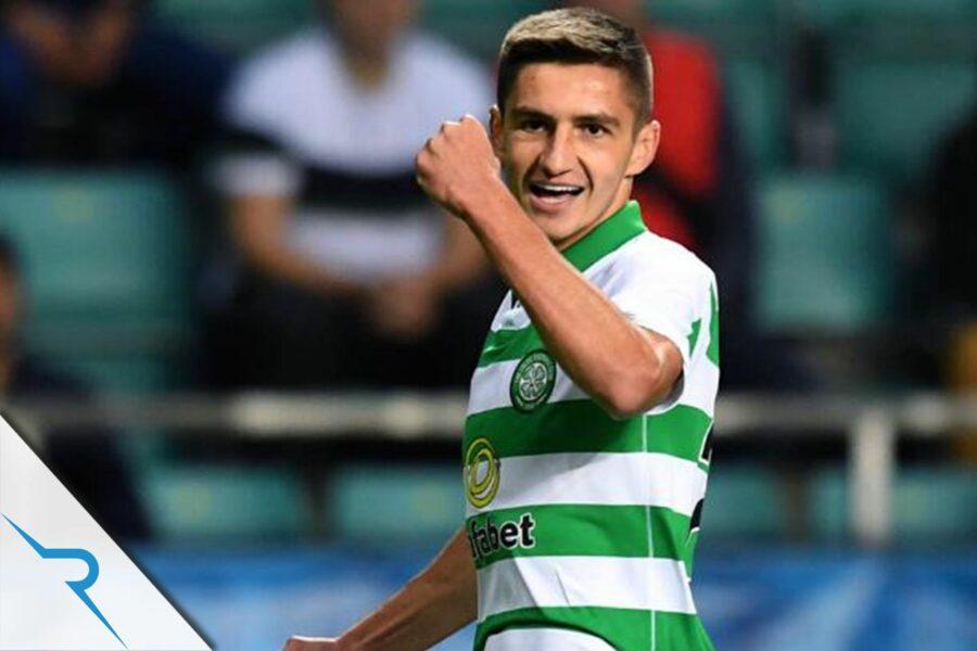 Marian Shved transferring from Celtic FC to KV Mechelen
