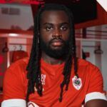 Jordan Lukaku transferring from S.S. Lazio to Royal Antwerp F.C.