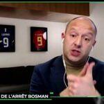 Sébastien Ledure invited by RTBF Sport in La Tribune to review the evolution since the Bosman ruling
